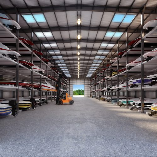 Storing Your Boat – Why Dry Storage is the Right Choice for You Featured Image